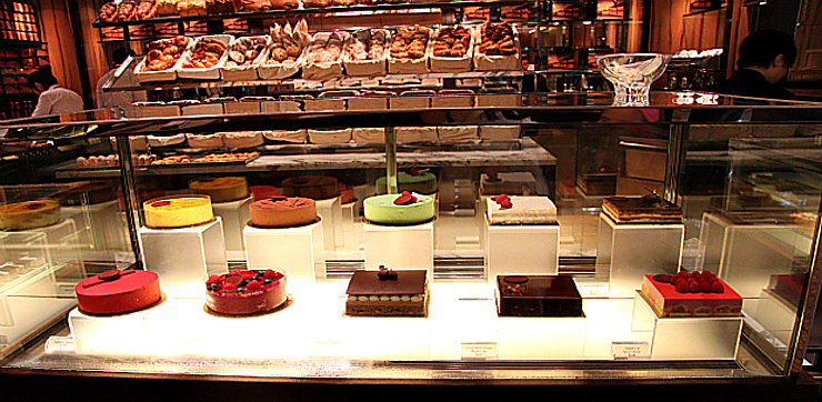 Featured Cake Shops